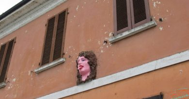 Le leggenda della Linguacciona in Borgo Ticino a Pavia