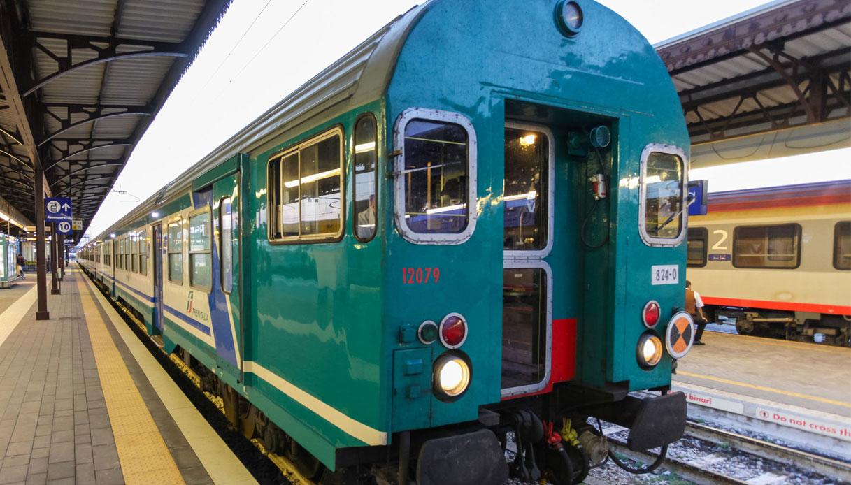 In treno da milano a pavia in soli 30 minuti gli orari - Treno milano porta garibaldi bergamo ...