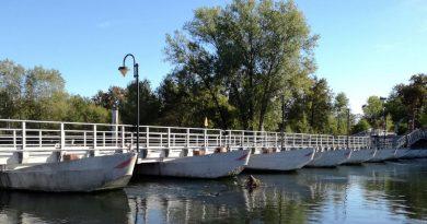 Ponte delle barche di Bereguardo: una storia che dura da 700 anni