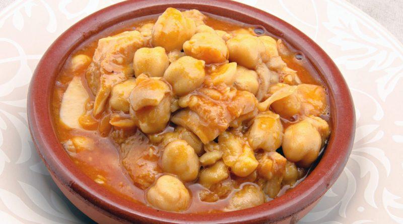 Zuppa di ceci con costine: il piatto del giorno dei morti