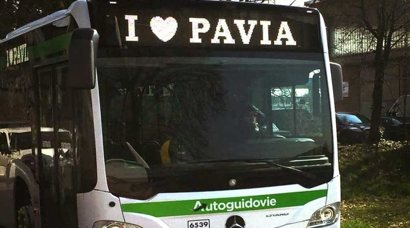 Nuovi autobus a Pavia: meno inquinanti e più sicuri – Quatarob Pavia