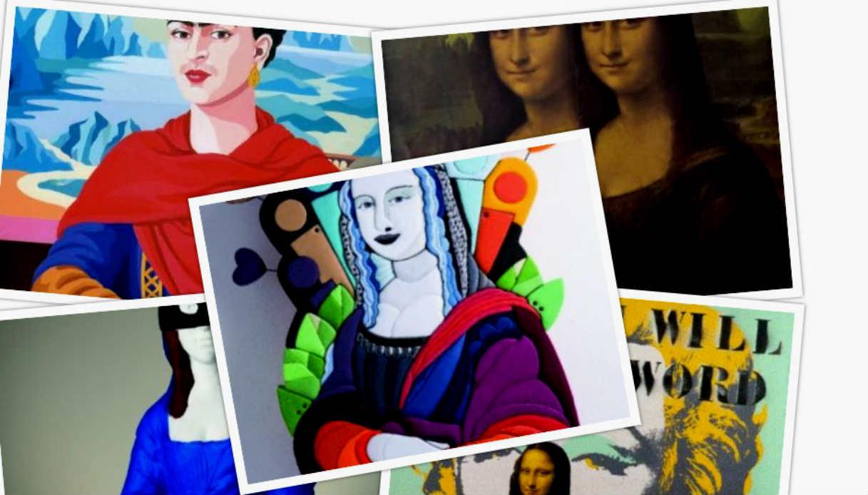 Pavia, la mostra sulla Monna Lisa di Leonardo, in chiave contemporanea - Quatarob Pavia
