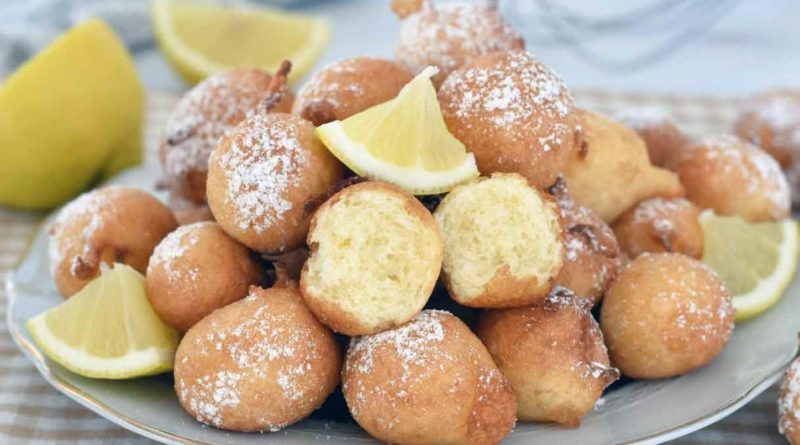Ricetta dei Marubei, frittelle della Festa di San Giuseppe