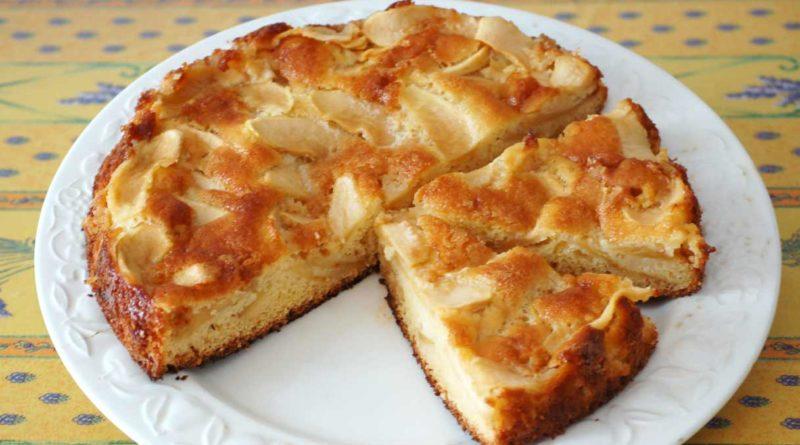 Torta di mele infallibile, la ricetta delle nonne pavesi