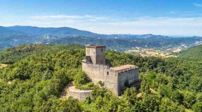 castello oramala