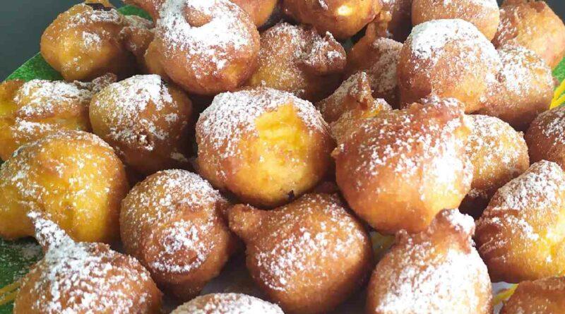 Gli 'Sfarsò' di Carnevale: ricetta tipica pavese